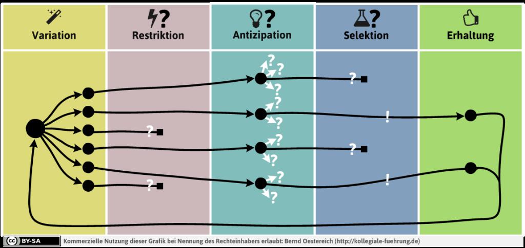 Zirkuläre Organisationsentwicklung – Weil Sich Organsiationen Gar Nicht Gezielt Und Vorhersehbar ändern Lässen