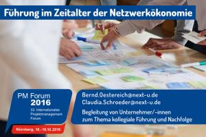 Vortrag: Führung Im Zeitalter Der Netzwerkökonomie